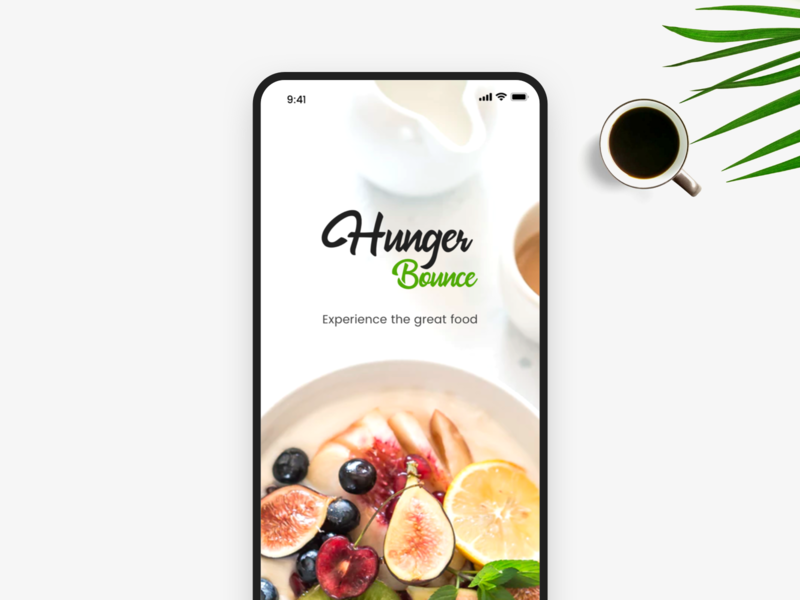 Food App design app minimal uiuxdesign ui mobile ui-design mobile app design food and drink food app