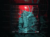 bd93d434d Wavy Yeezy 700 Waverunner - Drip Illustration by Zac Counts ...