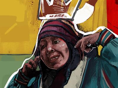 El Tio - graphic novel