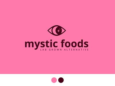 Mystic Foods Branding branding design brand identity designer branding logo design design graphics logo