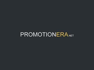 PromotionEra.net design logo promationera