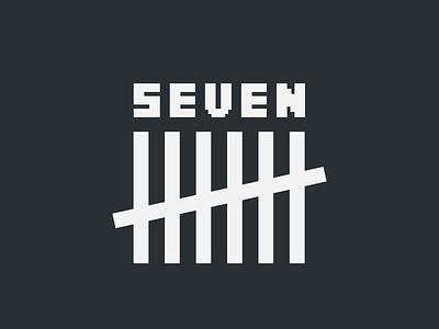 Seven logo design new