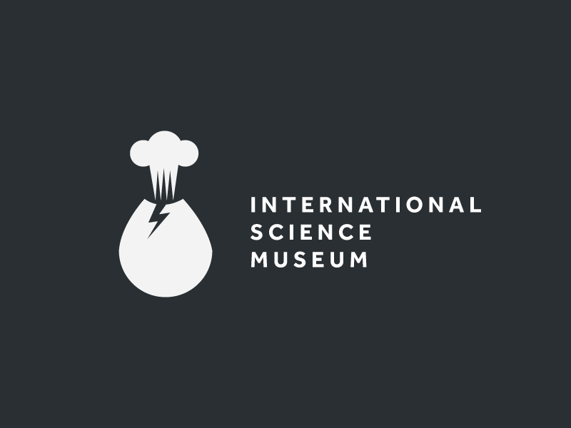 International Science Museum Logo designer logo design new