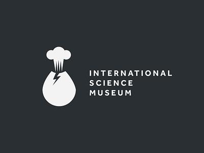 International Science Museum Logo designer logo design new