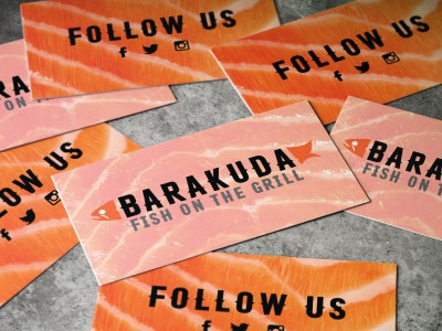 Barakuda Business Card