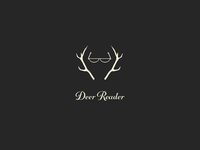 190812 deer reader logo