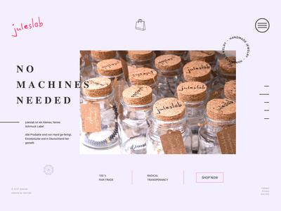 Juleslab Online Shop ecommerce design online shop ecommerce shop ecommerce uidesign ux flat logo website website design minimal identity branding webdesign web ui digital design design