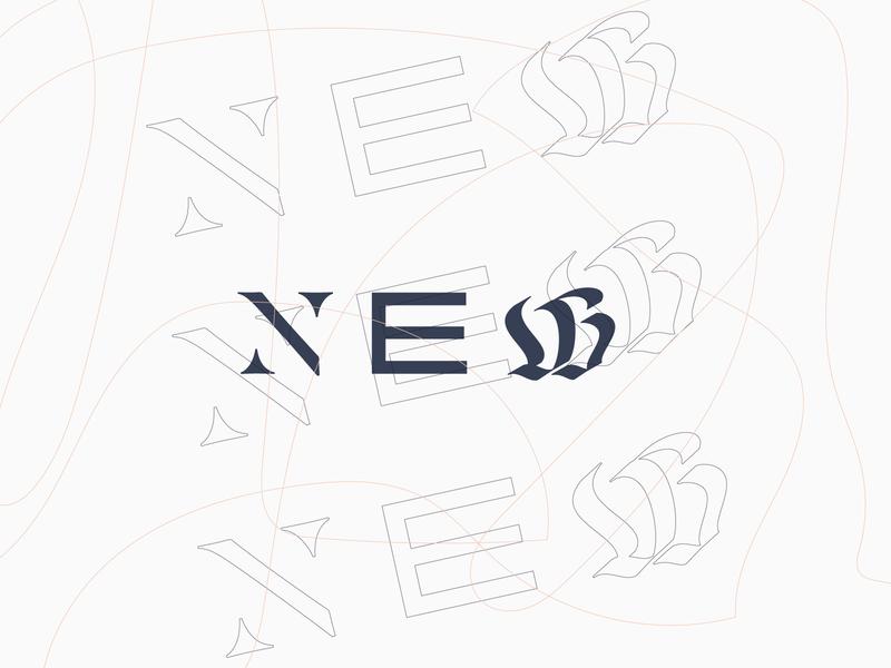 all 𝖓𝖊𝖜 now creative agency creative typo type vector typography webdesign logo identity clean branding minimal digital design design