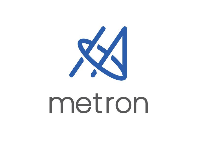 Metron visual identity central coast app m branding tech logo horse equestrian