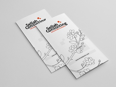 Free Corporate Trifold Brochure Template By Lendbrand Dribbble