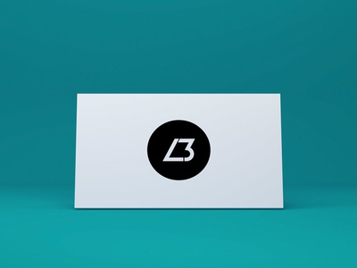Free Single Business Card Mockup | PSD