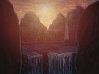 Free Fantasy Landscape Digital Art