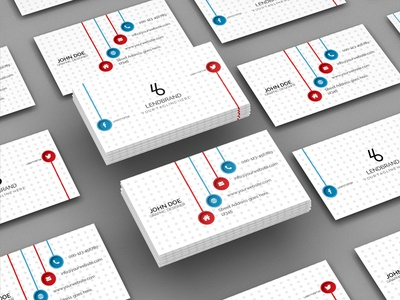 Free floating business card psd mockup vol 2 by lendbrand dribbble free floating business card psd mockup vol 2 colourmoves Images
