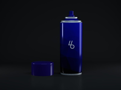 Free Cosmetic Perfume Bottle PSD Mockup