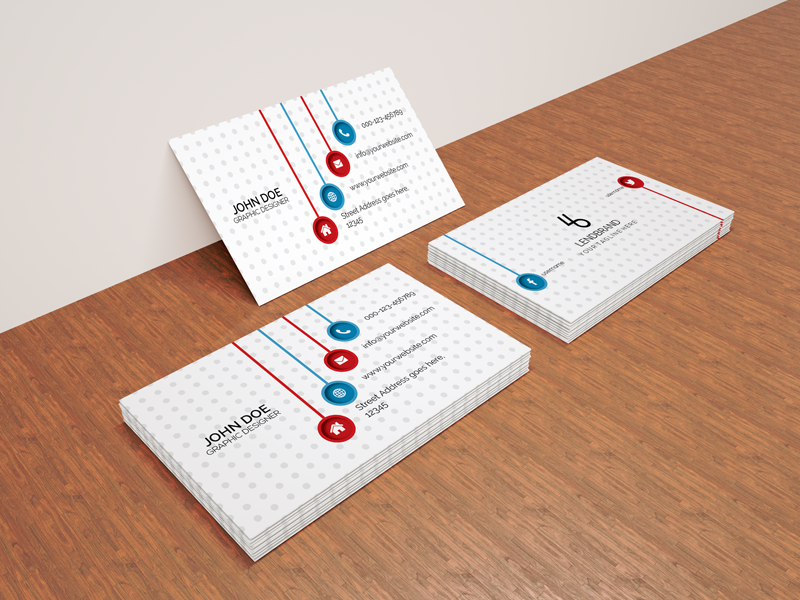 Free psd business card mockup vol 1 by lendbrand dribbble free psd business card mockup vol 1 reheart Gallery