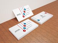 Free PSD Business Card Mockup Vol 1