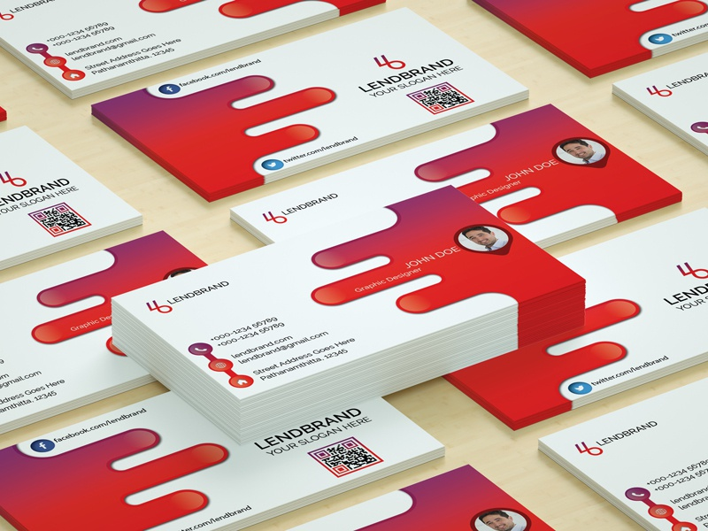 Free psd business card mockup vol 3 by lendbrand dribbble free psd business card mockup vol 3 reheart Gallery