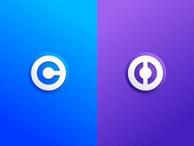Caption Icons logo icons icon ui electron linux windows macos subtitles app caption