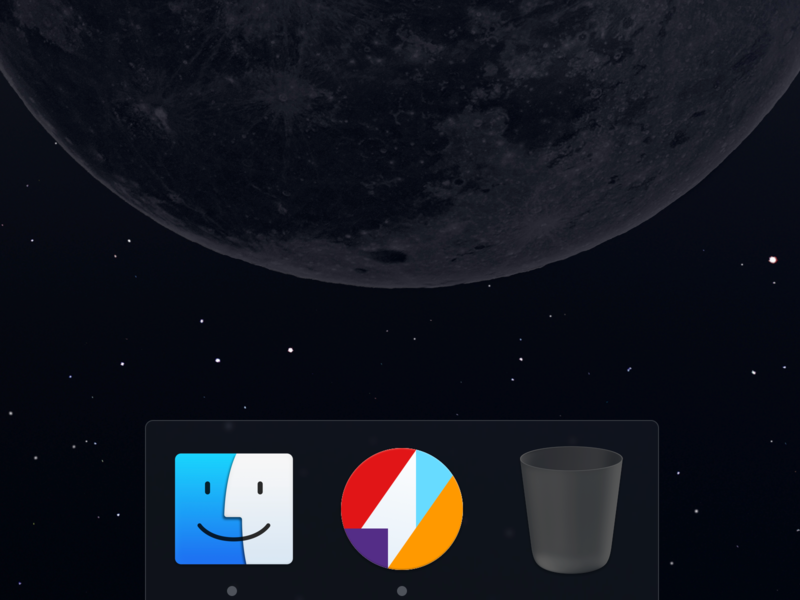 Shuttle Icon icon app icon logo ui interface archive cloud desktop native app mac shuttle