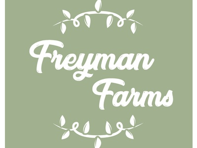 Freyman Farms Identity