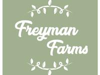 Freyman Farms Identity