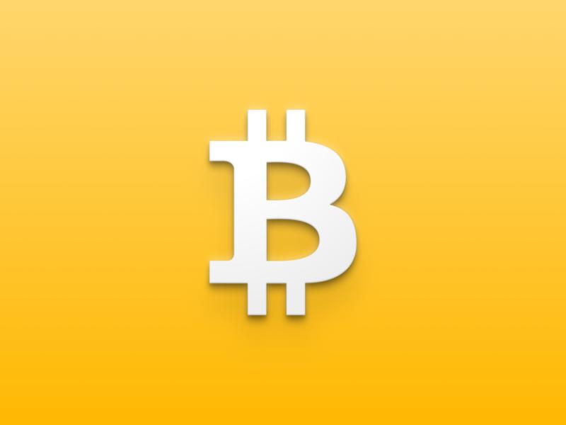 Dimensional bitcoin bitcoin figma skeuomorphic 3d depth shadows