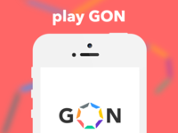 Gon! + FREE Sketch 3 iPhone Mockups