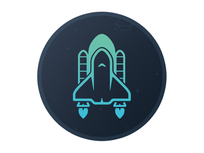Shuttle Launch shuttle ios iphone game launch space shooter flat app