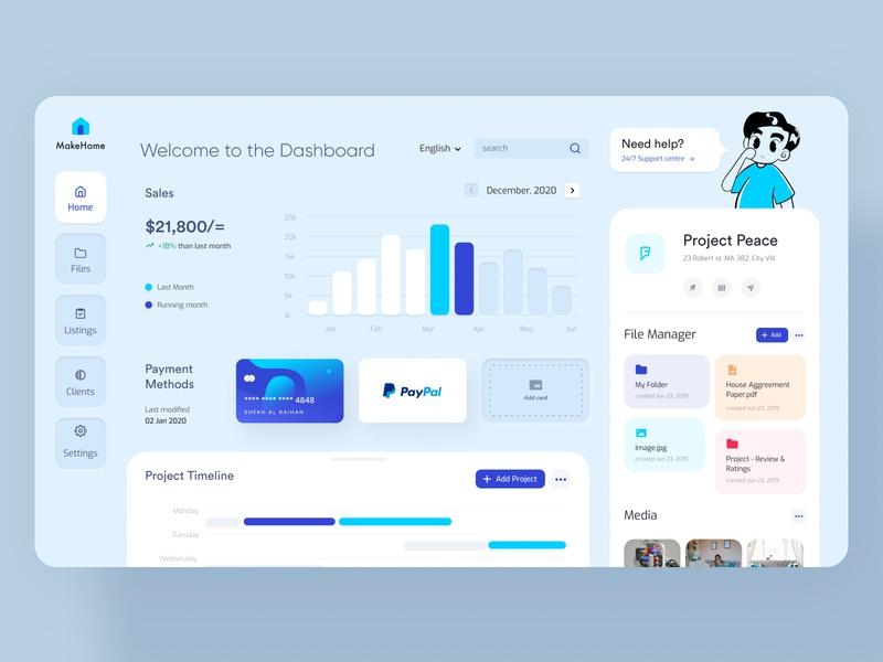 Real Estate Dashboard v3.0