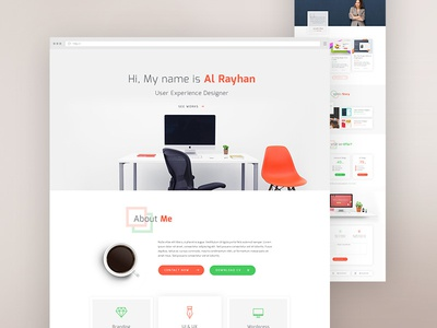 Maximo | CV Resume Pack With Page Builder portfolio website personal website portfolio personal portfolio resume cv personal portfolio builder resume builder