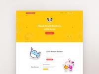 Stickerbuzz E Commerce Website Design