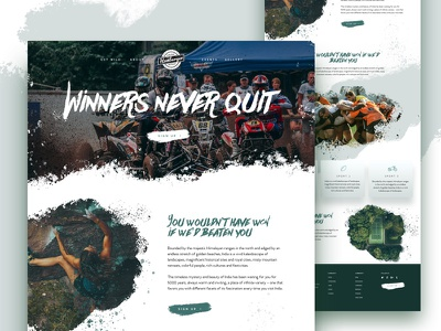 Extreme Sports Homepage racing sports event extreme sports 2018 event website sports website