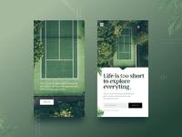 Green Walkthrough & Home Screens