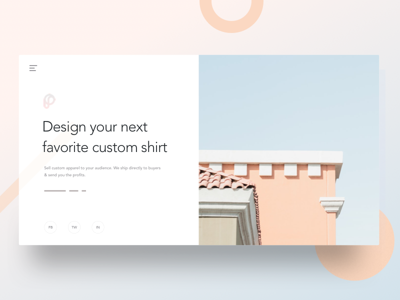 Custom Shirt - Header Style by Shekh Al Raihan ✪