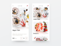 Food delivery mobile app 1x