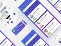 Job Finder iPhone x App