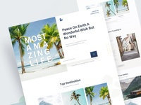 Travel Guide | Website Design