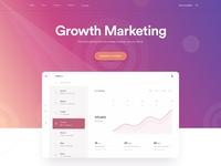 Growth marketing   website design 2018 2x