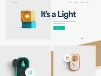 Creative website design for 2019ds