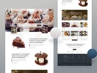 Food Restaurant Landing Page v2