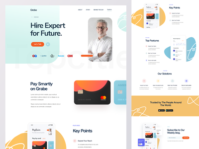 Support Web Homepage product landing sass app landing luova studio landingpage landing page card expert webdesign web ui web design