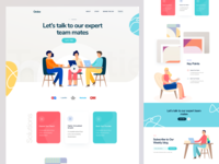Support Web Homepage V2