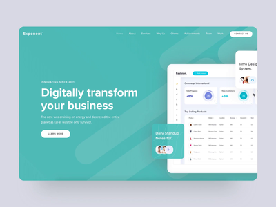 Agency Website Design (LIVE) themeforest wp business website business agency slide webstie full screen slide