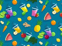 Juices Pattern