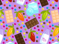 Recipe for Chocolate Pattern