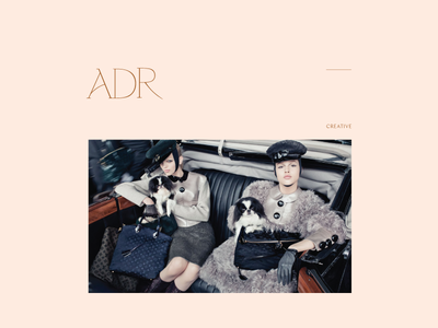 And Delight Reigned | ADR-Creative