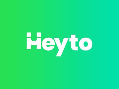 Heyto-Dating app logo nikgoo hamed nikgoo meet app badoo tinder love date application logo dating