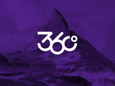 360° (Logo Design) branding circle icon 360 logo