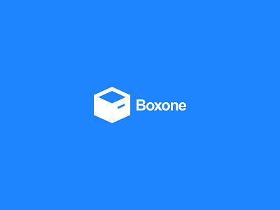 Boxone boxone ai open one.job box design logo