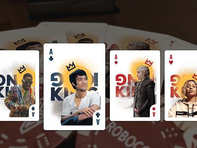 Card Deck Kings